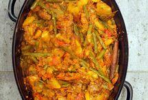 Kuchnia arabska / Dania kuchni arabskiej nie są trudne, za to nakarmisz nimi całą rodzinę i jeszcze trochę zostanie.