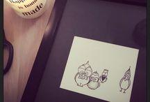 Tegninger drawings