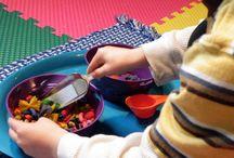 preschool ideas / by Jessica Harvey Macias