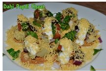 "Head down to Chaat Street / Tangy, spicy, sweet yet sour falvours from recipes of Indian ""Chaat""(s). These dishes are found throught Indian streets & can be made at home with ease."