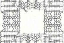 crochet in round