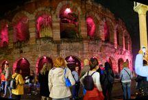 Verona - The city of Juliet and Romeo