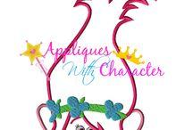 personajes trolls