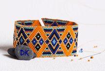 Bracelet peyote DK