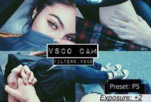 VSCO// P5 FILTER