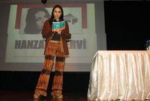 Yazar Hanzade Servi konuştu korkular yok oldu