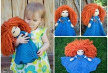 Disney's Brave crochet roundup