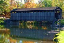 Covered + Bridges