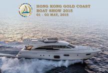 Hong Kong Gold Coast Boat Show 2015 / Ferretti Group will showcase some of its most popular yachts at the Hong Kong Gold Coast Boat Show: Ferretti Yachts 870, Ferretti Yachts 690, Pershing 82, Riva Domino 86' and Custom Line 100. (May 1st-3rd)