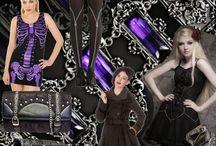 Gothic Inspiration / http://the-gothic-shop.blogspot.co.uk/