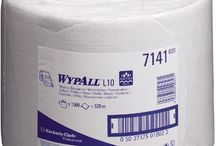 Lavete profesionale Wypall