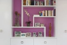 Entry wall storage