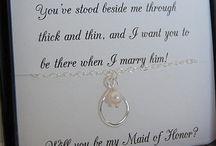 Wedding - bridesmaids edition