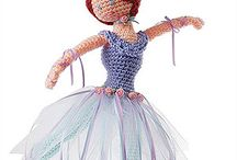 Crochet dolls / by Jessica Jones