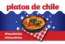 Platos de Chile / by Welcome Chile