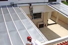 cobertura/ telhados