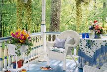 I Love Porches / by JulieAnne Fitch