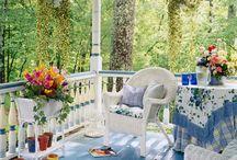 Porches & Picket fences