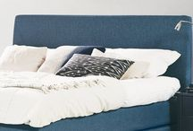JENSEN HEADBOARDS / Make your Jensen bed even more beautiful with a headboard perfectly fitted for your bed.