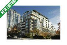 611-1288 Marinaside Cr, Vancouver, BC Canada