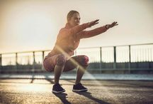 Es geht uns an die Bauchmuskeln / Fitness Training für den Sommer, vor allem die Bauchmuskeln müssen Bikini-fit trainiert werden