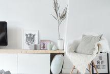 Home Sweet Home / From minimal spaces to boho places..home sweet home