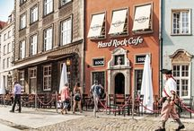 Hard Rock Around The World / A collection of the most beautiful Hard Rock Cafes, Hotels & Casinos around the world.