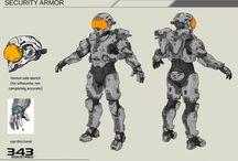 SciFi Personnage