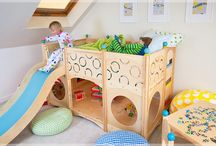 Kids rooms / by Libby Carlson