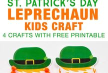 Kid Crafts for St. Patrick's Day