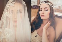 Veils & Hair Adornments / Beautiful hair adornments to compliment and complete the look