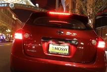 Mossy Nissans in San Diego / Hot new Nissans around San Diego!