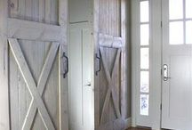 doors cottage/country