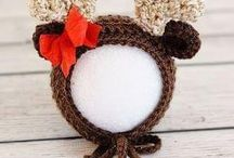 Crochet Baby Christmas & Accessories