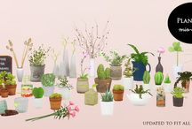 The sims 4 plants