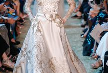 White/Gold Couture
