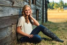Photography - Seniors / by Cristine Niles