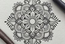 Mandalas and Doodles