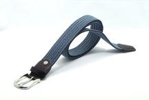 Cinturones / Cinturón elástico para la cintura con cierre de hebilla.