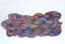 Yummy yarn that I covert