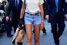 Model Off Duty Outfits