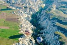 Turkey Bucket List / Best things to see and do in Turkey, dream destinations, transportation, attractions, excursions, places to see.