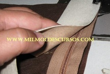 como coser cierres