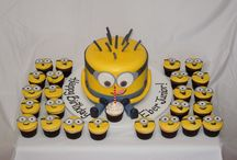 Character Cakes by Lilac Patisserie