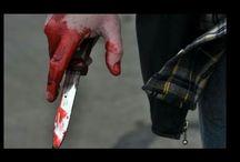 работа с ножом.ножевой бой.
