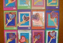 Heart craft for kids / by Gordana Sekulić