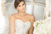 Bridal Attire / : to clothe in fancy or rich garments  / by My Snohomish Wedding