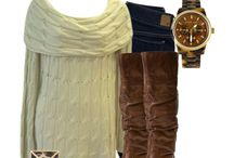 The Look -- Winter / Outfits for Winter  / by Renee @ Awesome On 20