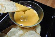Falsa salsa de queso