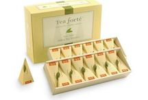 Tea Forte / Doğal, organik, kafeinsiz... Geleneksel olarak bir çaydan beklediğiniz herşey ve çok daha fazlası Tea Forte'de